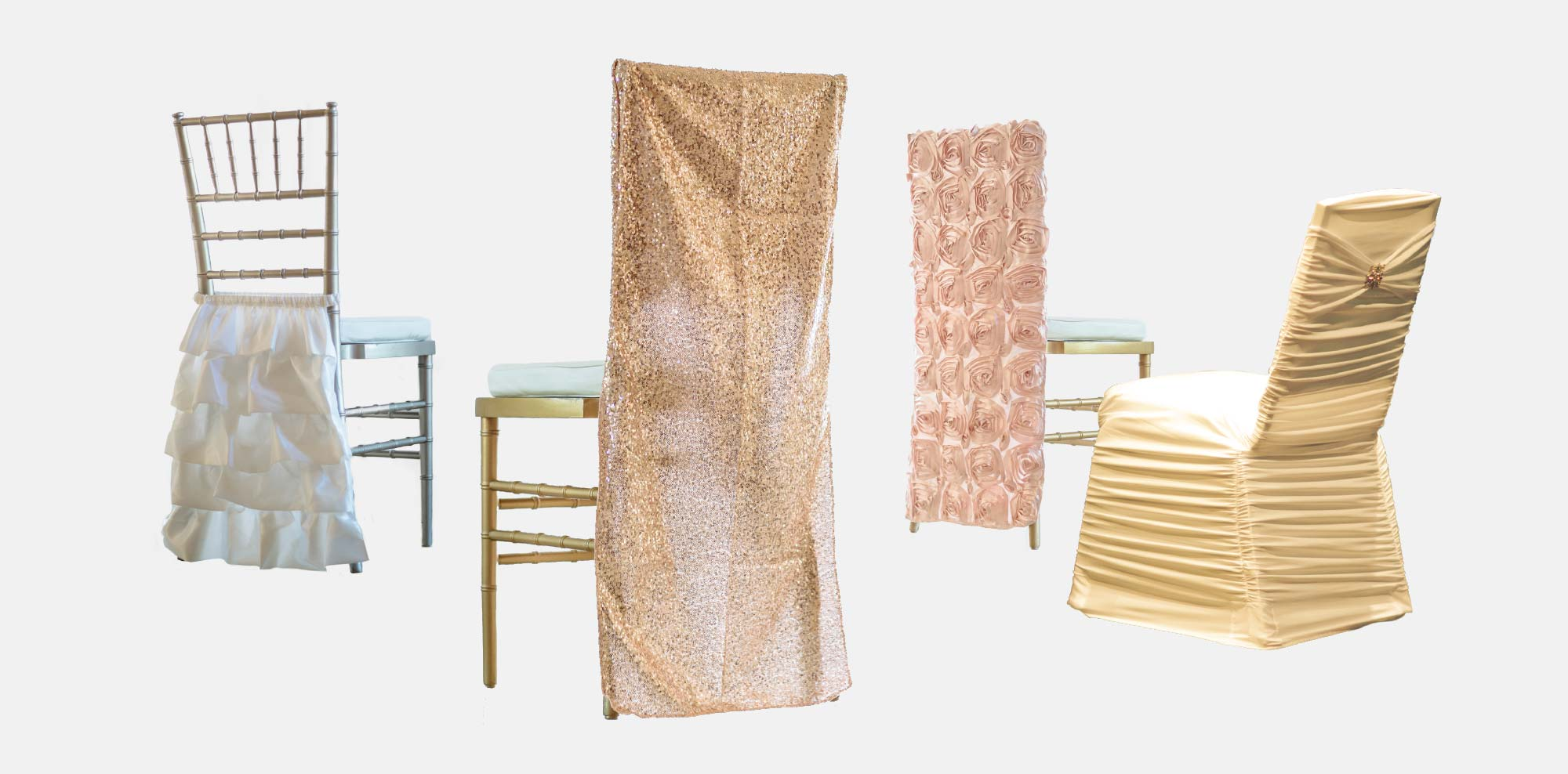 Pleasant Swank Chair Covers Chic Chair Cover Rentals Evergreenethics Interior Chair Design Evergreenethicsorg